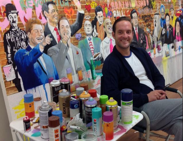 Ben Levy aspen Art Gallery