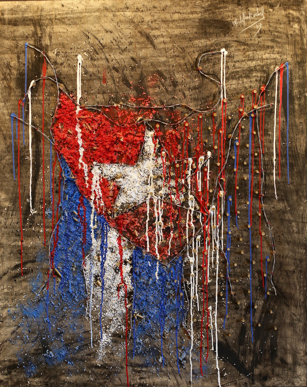 Identity - 60x48 - Michel Mirabal, 2017