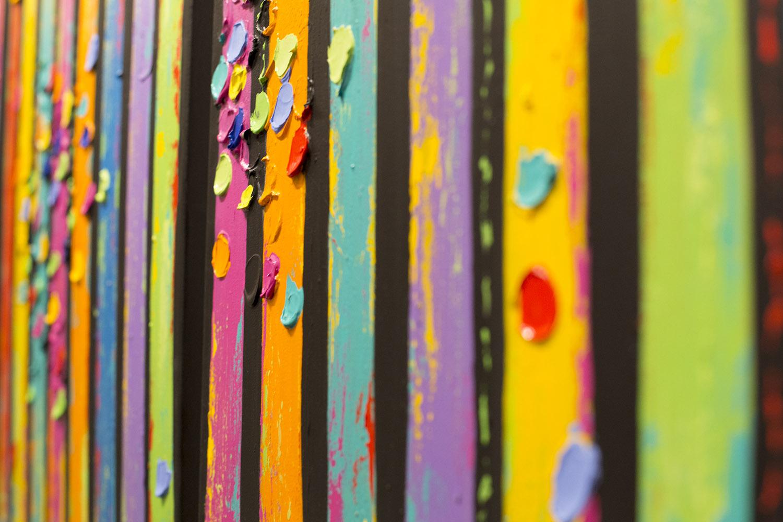 The Colorful World of Judith Dunbar