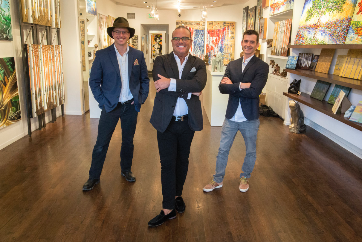 Aspen Art Gallery team