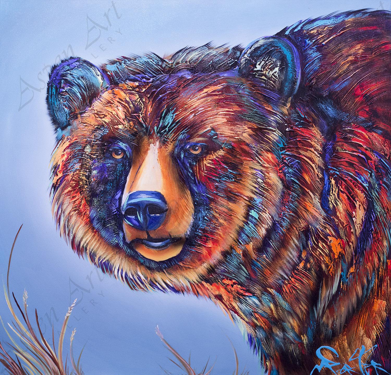 Bear 36x36