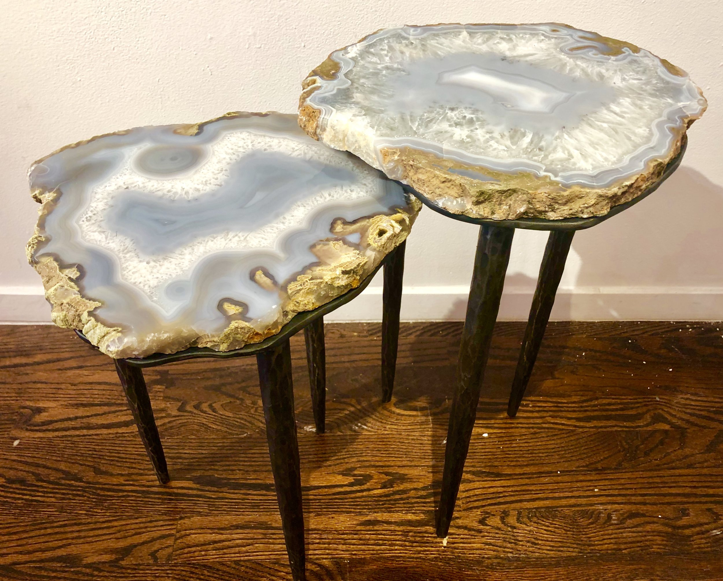 Nesting Table Agate