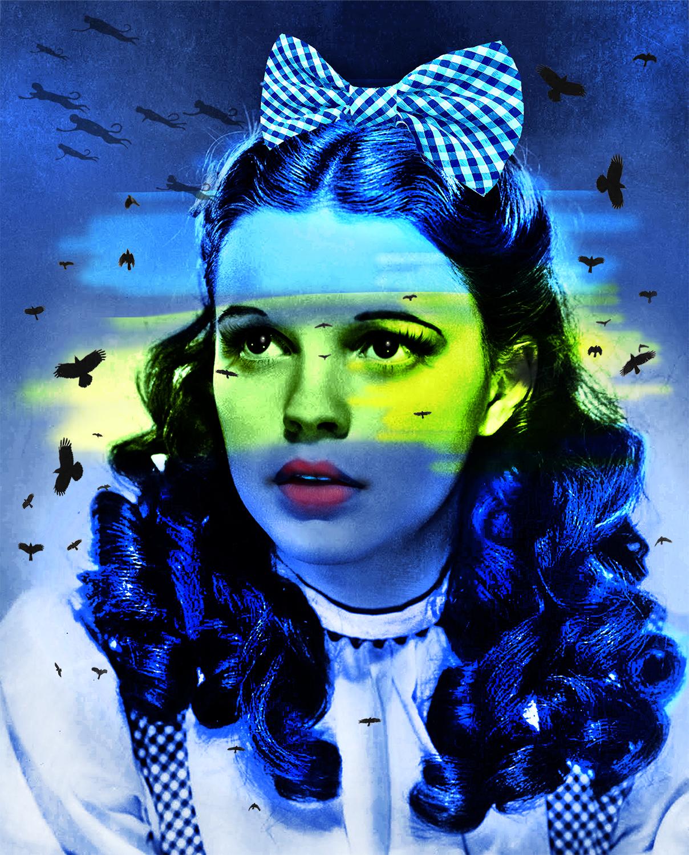 Dorothy 33x41