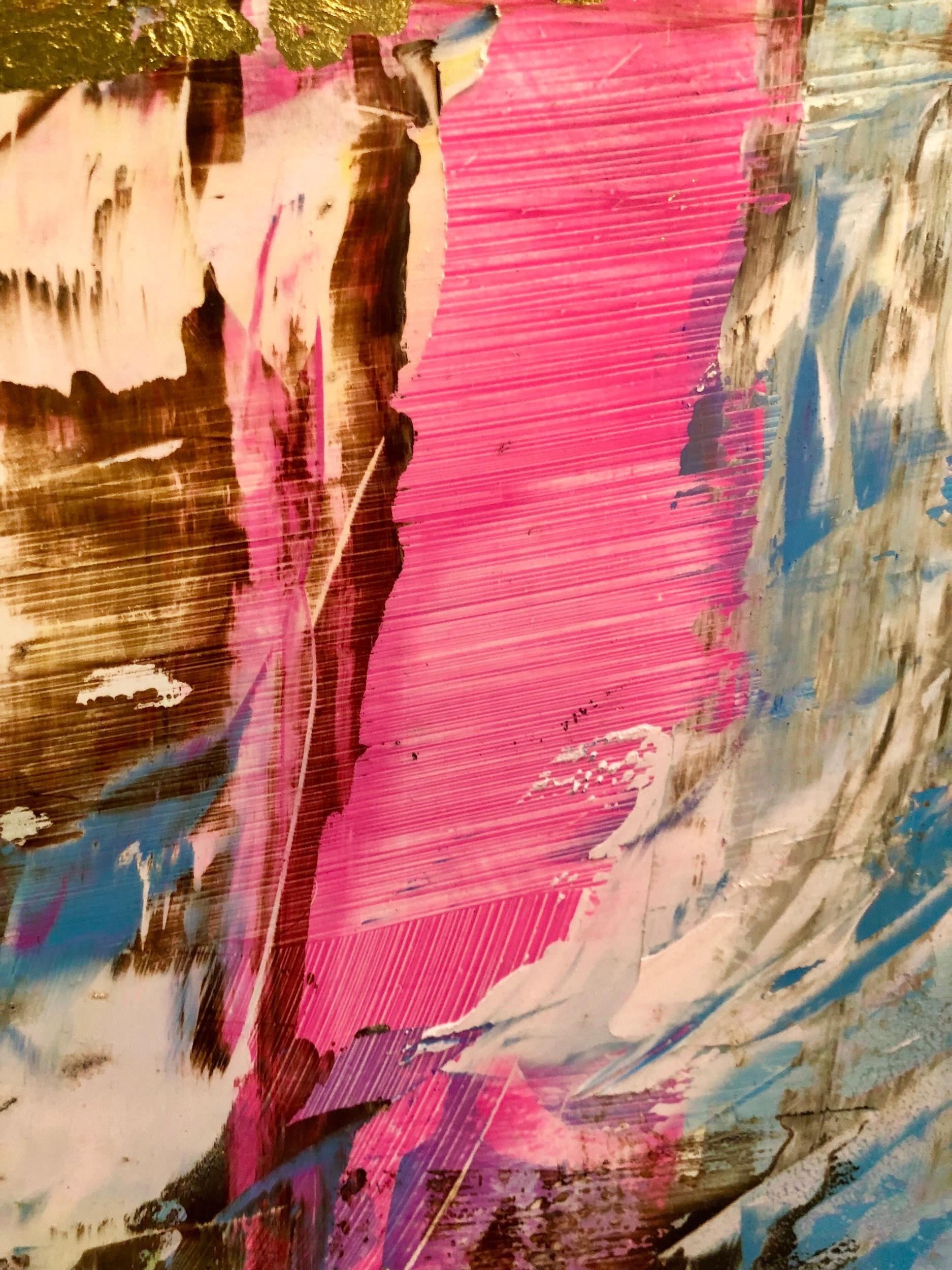 Pulsating pink
