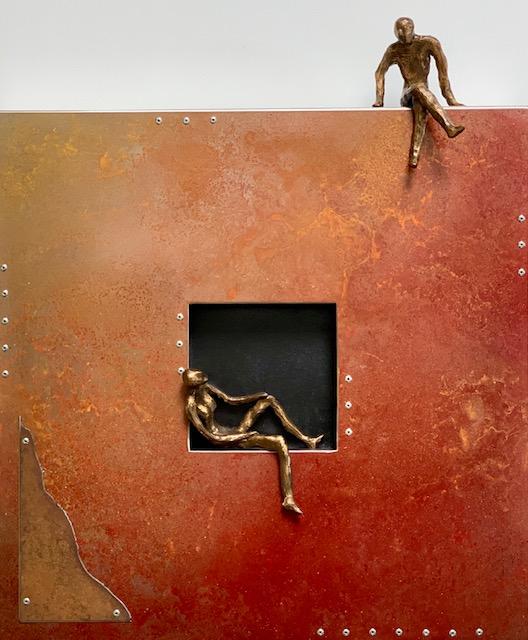 Malotte - Copper and Patina Artist.