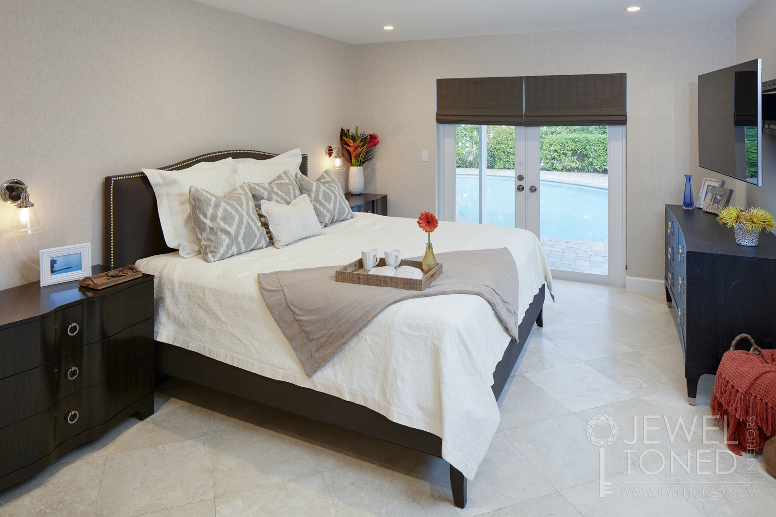 Master Bedroom Interior Design Project