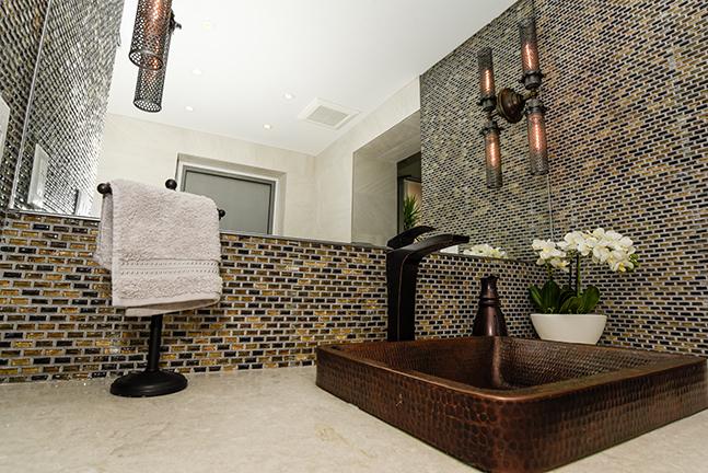 Master Bathroom of K Residence