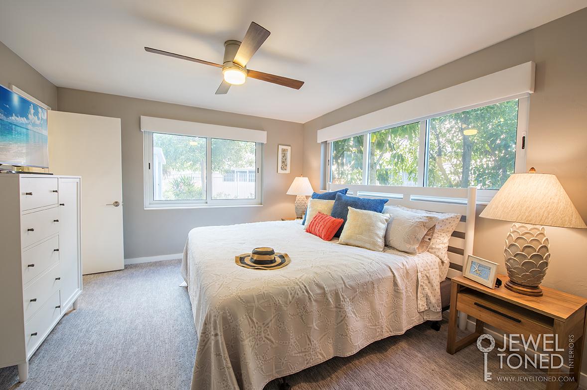 Bedroom Interior Design | Jewel Toned Interiors