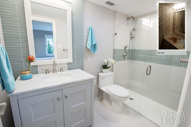 Bathroom Interior Design Jewel Toned Interiors