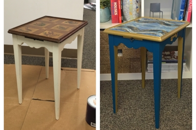Upcycle and Recycle Interior Design Items for Good