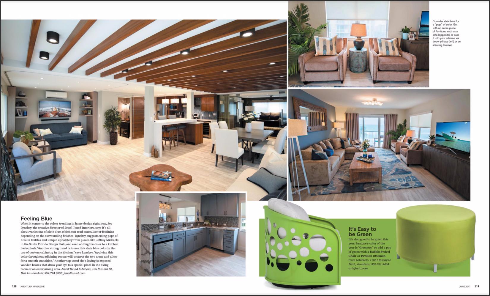 Aventura Magazine, June 2017