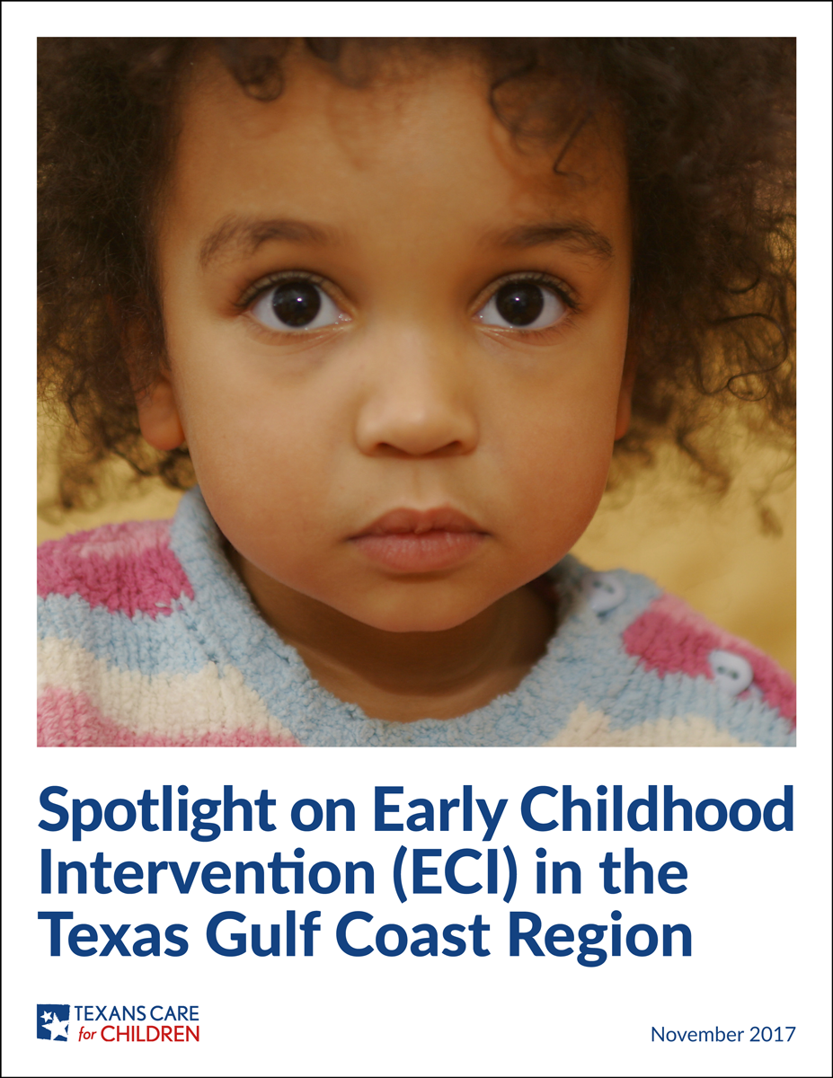 Spotlight on ECI in the Texas Gulf Coast Region
