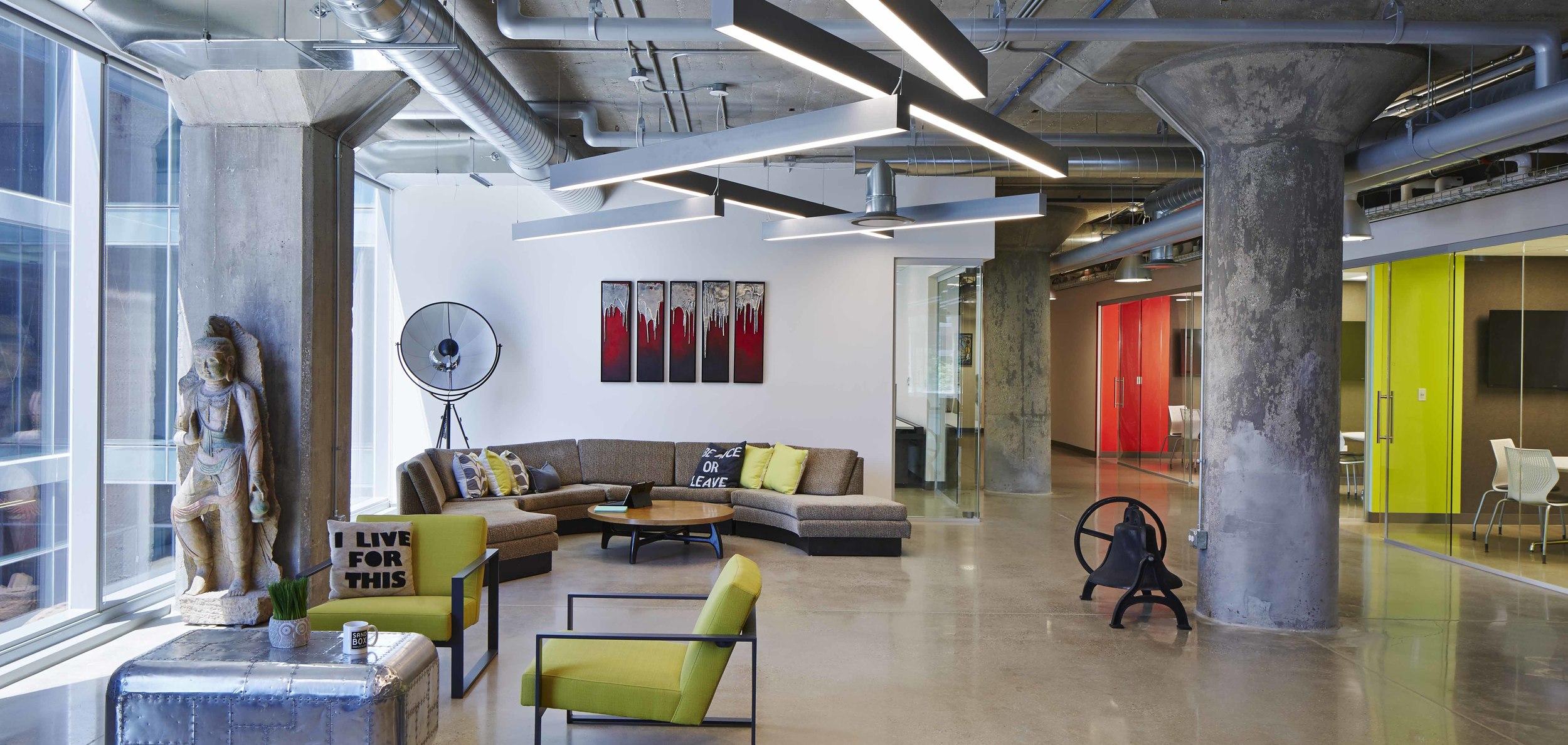 Sandbox Industries Headquarters Chicago Ac Atelier