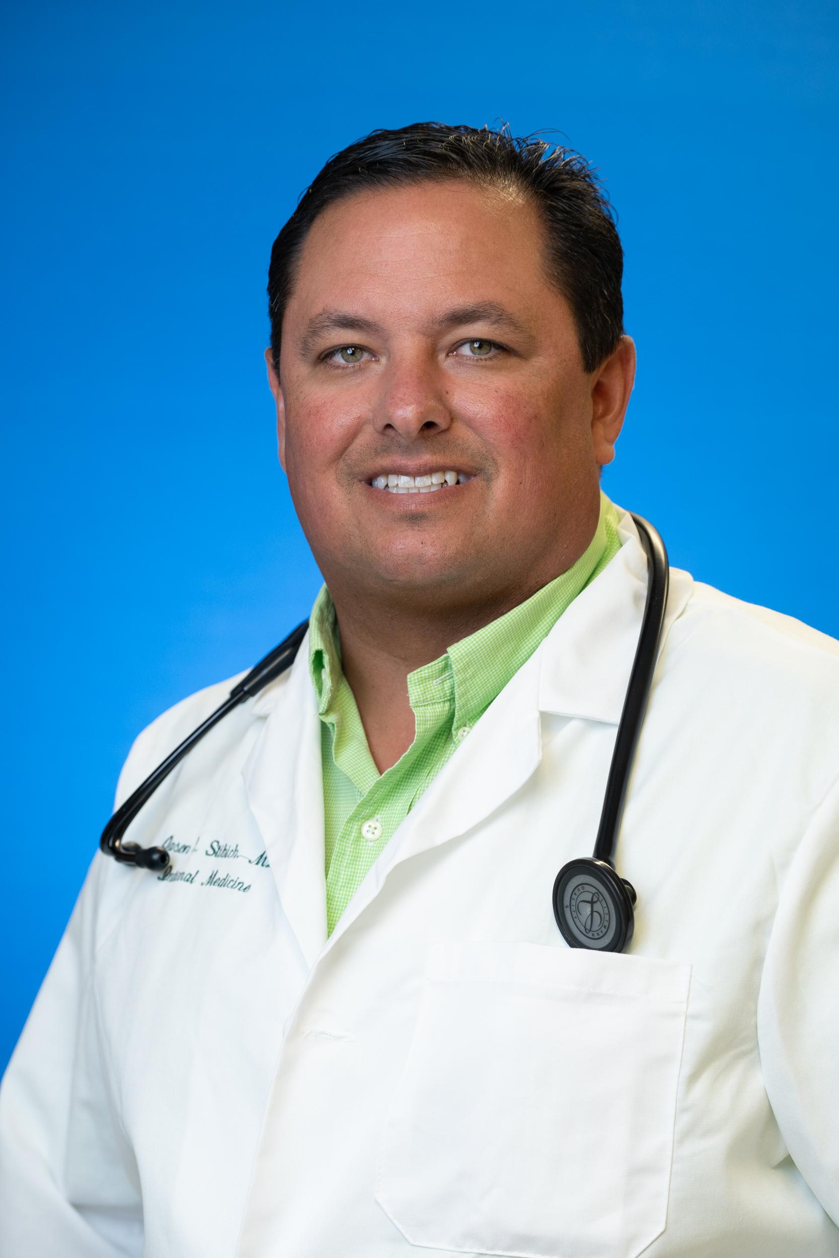 Dr. Jason Stibich - Internal Medicine / Geriatrics