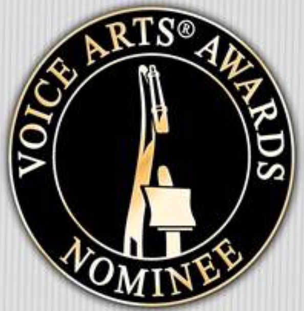 Society of Voice Awards. Thank you to Rudy Gaskins and Joan Baker.