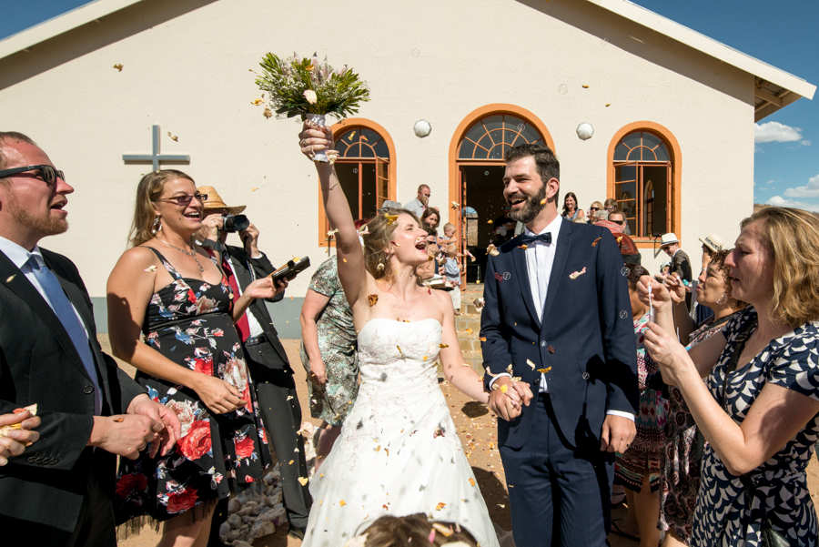 Corinna and Barry celebrations Namibia wedding photography by Willem Vrey