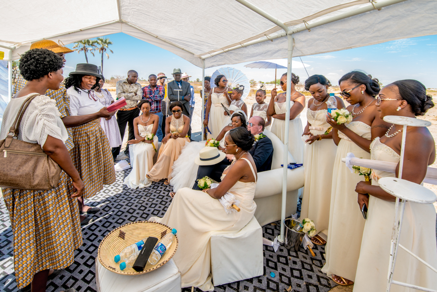 Traditional weddin North Namibian wedding photography by Willem Vrey