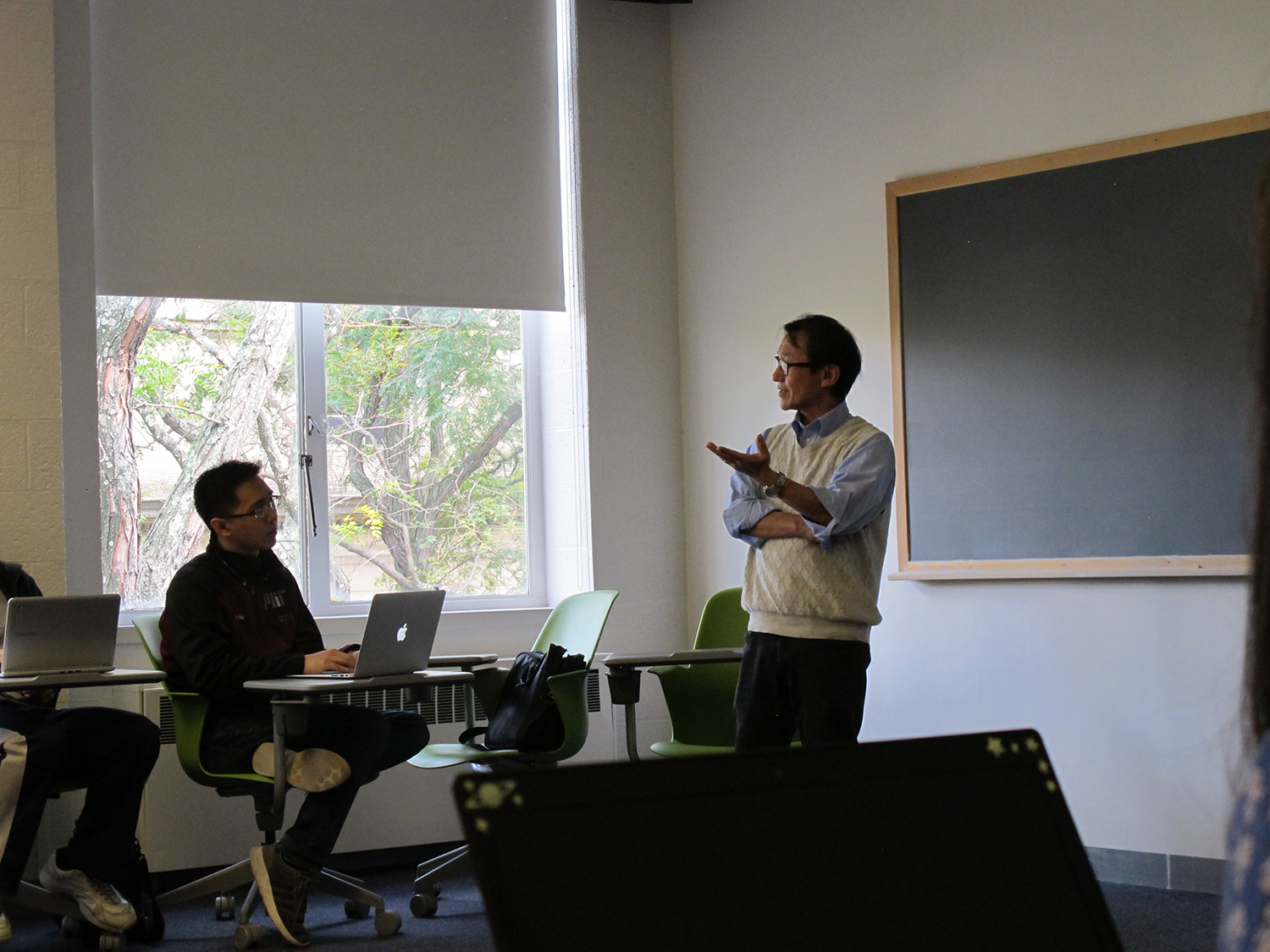 Teaching Visualizing Japan at MIT