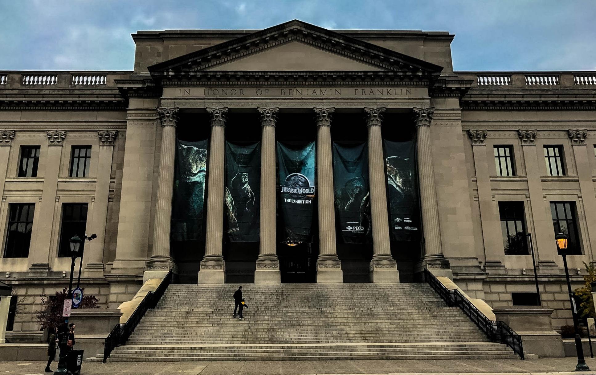 The Franklin Institute in Philadelphia, PA
