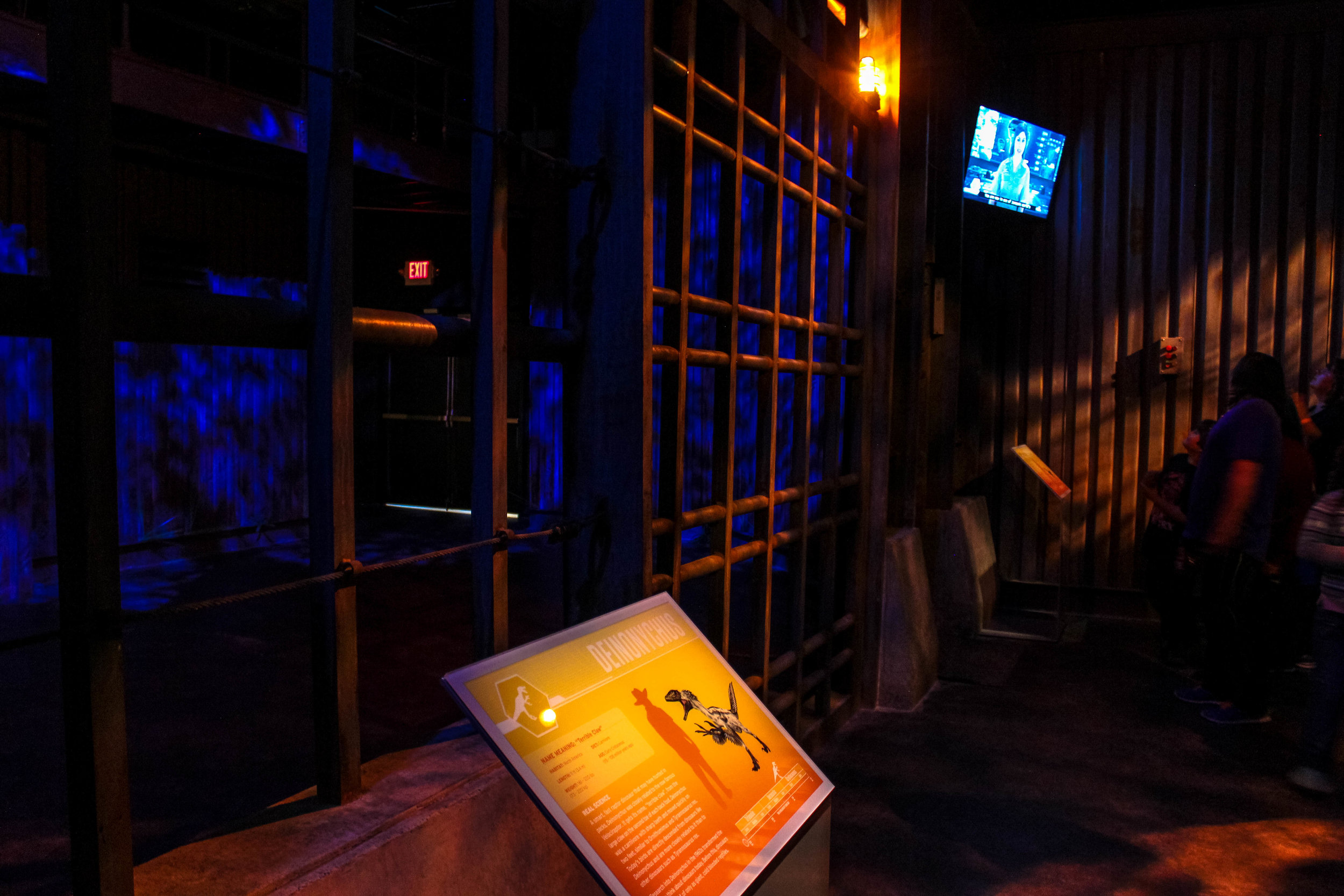 Raptor Enclosure
