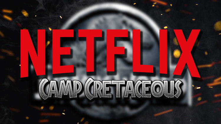 4570ecc5f ... the internet has been over-run with rumours and speculation about a  title which recently popped up on Netflix: Jurassic World: Camp Cretaceous.