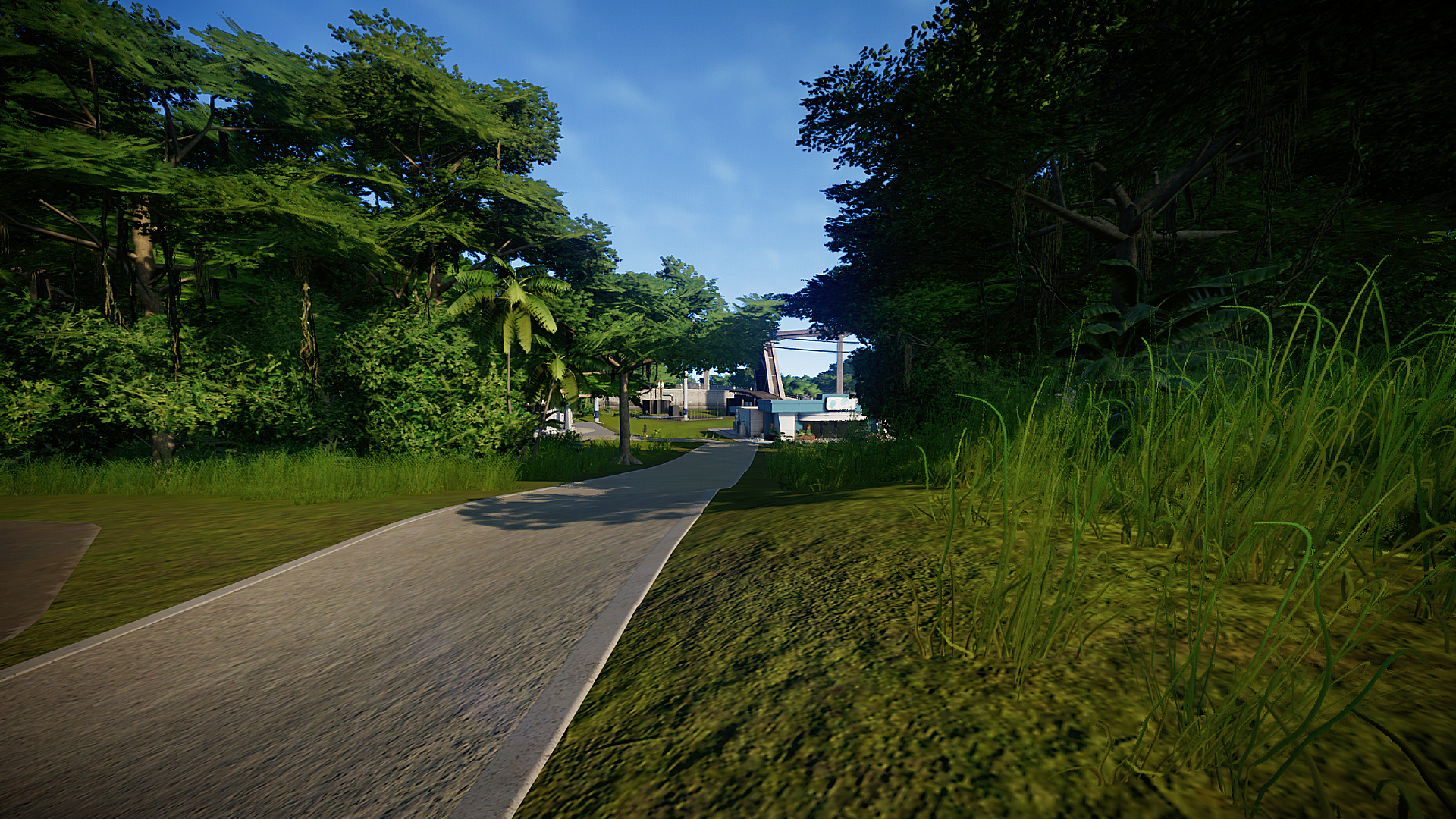 Jurassic World Evolution Adds Highly-Requested Terrain Tools