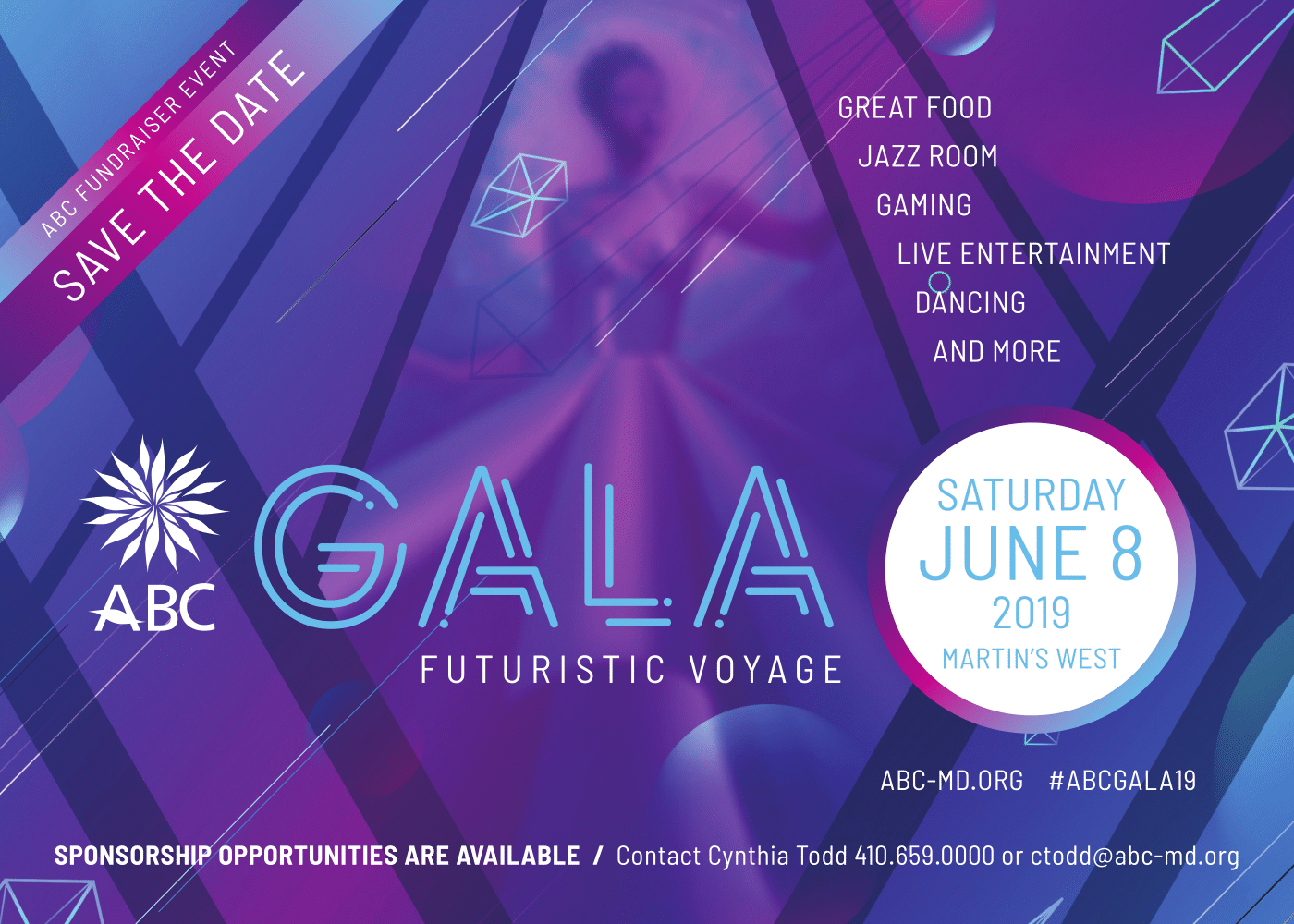 Join Us In June! - Tickets for our 2019 gala are now on sale!