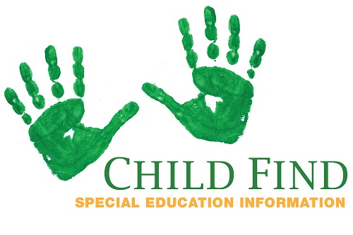 Child Find - Child Find is part of Colorado's system for identifying children suspected of having a delay in development. If a young child is not meeting typical developmental milestones, or someone is concerned about the child's growth or learning, child find teams will evaluate how the child plays, learns, speaks, behaves and moves. The purpose of the evaluation is to determine if there is a significant delay or if there is a need for early intervention or special education services. For More Information About Child Find, Contact 720-541-6530.