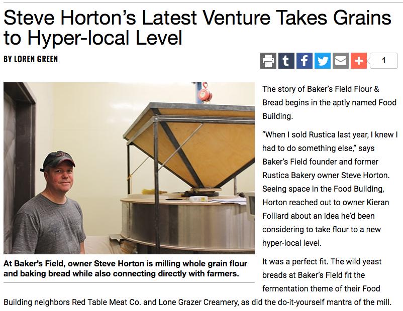 Foodservice News