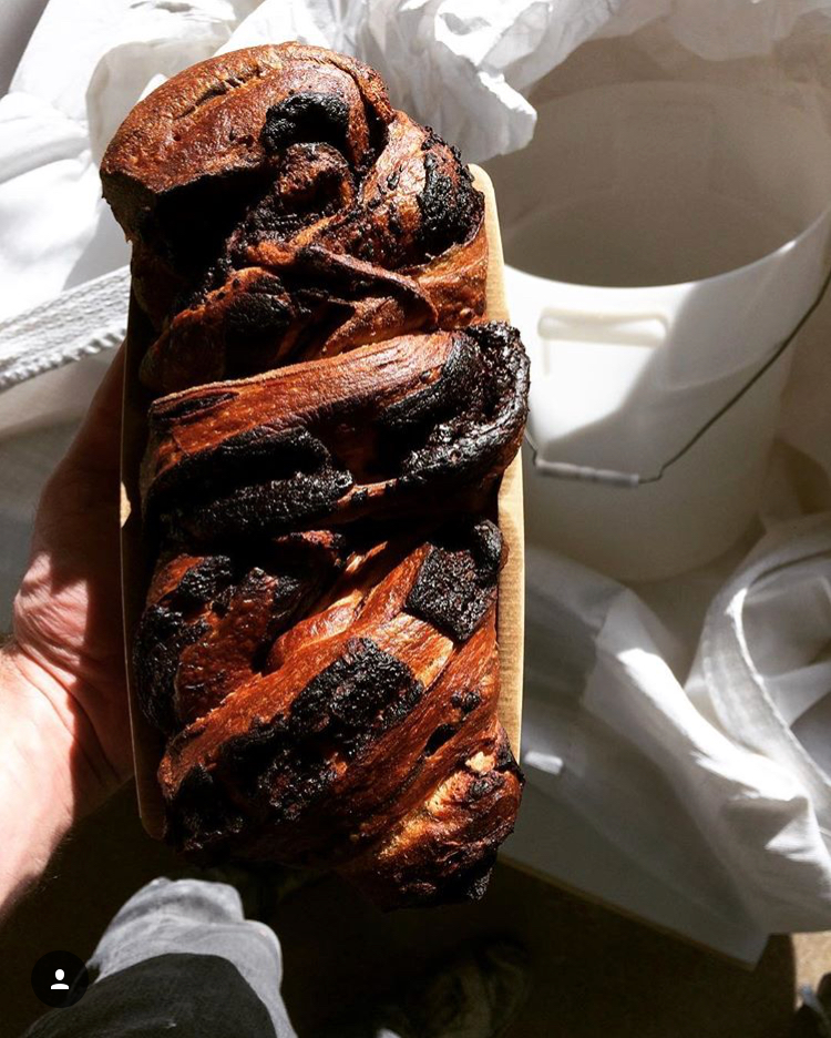 Chocolate Babka (May)