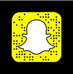 Scan this code to follow me on Snapchat for wild and funny stories! @reymark_franke  No but for real it works!