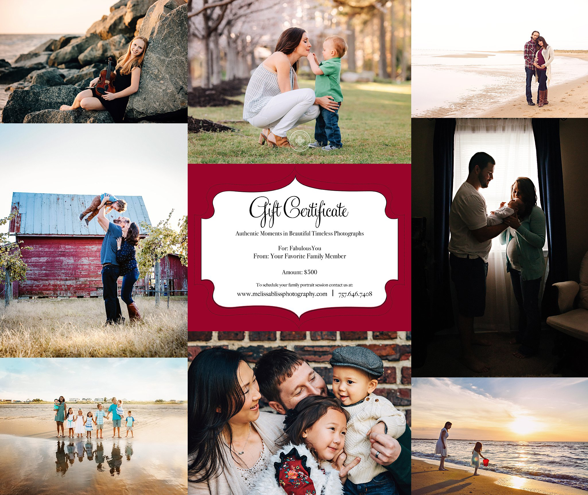 melissa-bliss-photography-black-friday-sale-virginia-beach-norfolk-chesapeake-williamsburg-sandbridge-photographers-family-engagement-newborn-senior-photography-hampton-roads-gift-certificate-sale-BOGO