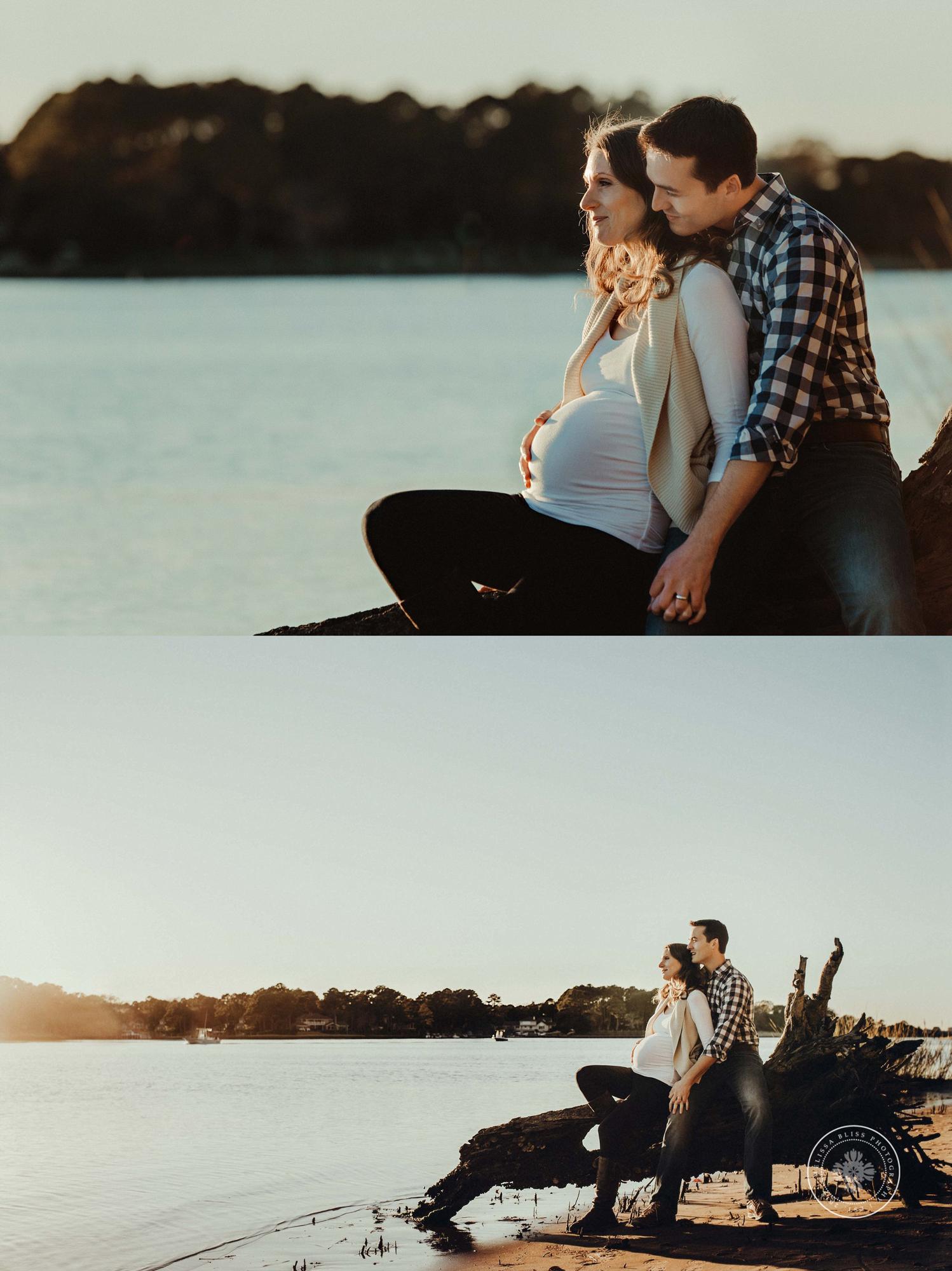 maternity-couple-portrait-on-the-beach-norfolk-photographer-melissa-bliss-photography