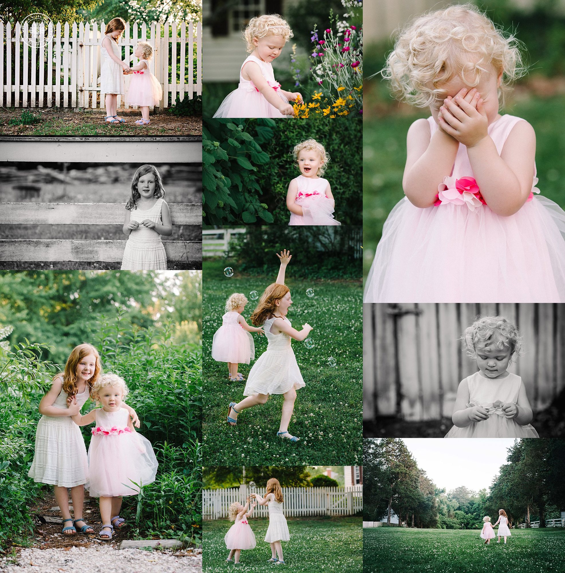 girls-play-in-spring-garden-colonial-williamsburg-va-photographer-melissa-bliss-photography