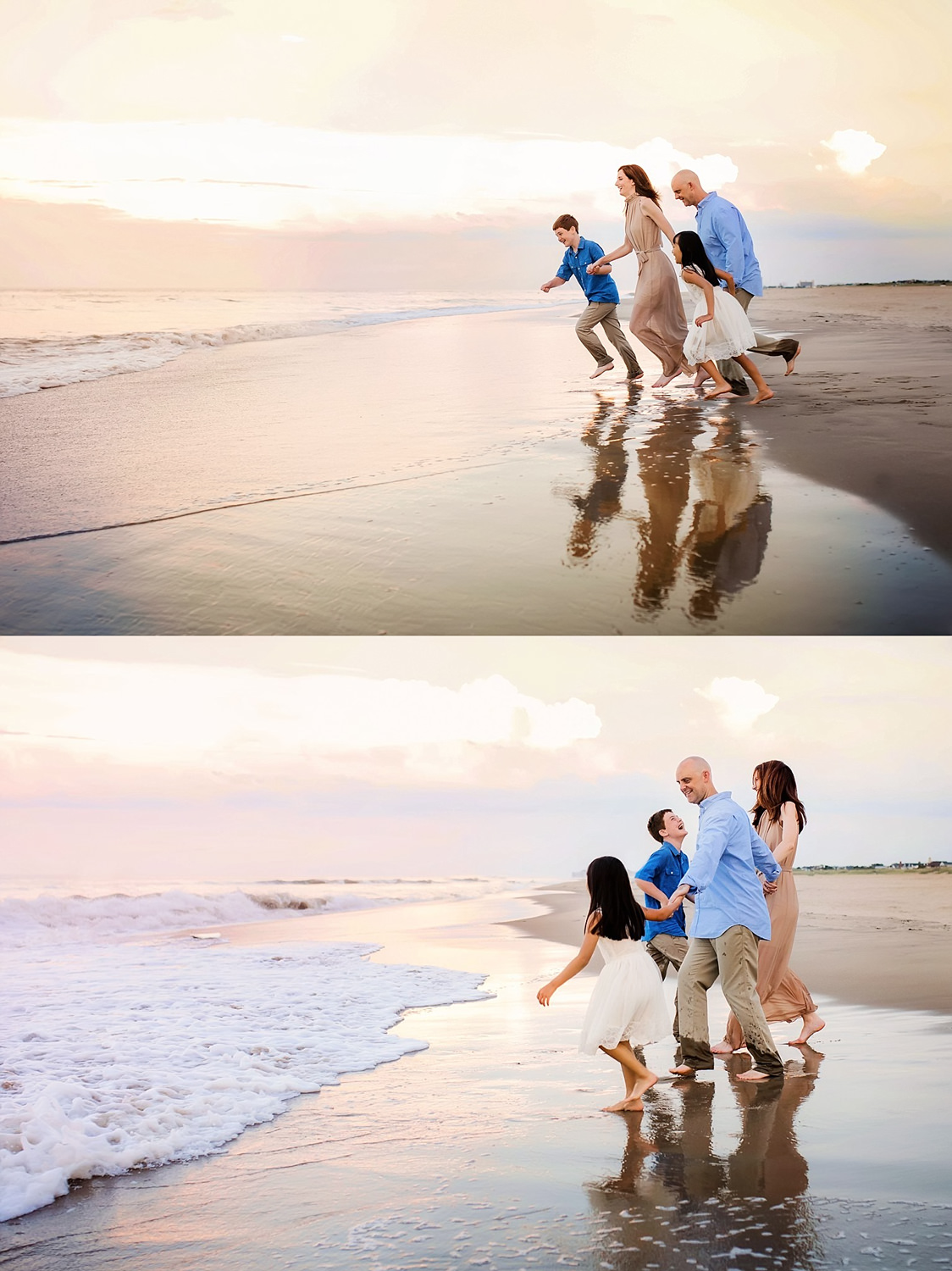 sunset-photos-of-family-of-four-playing-on-virginia-beach-melissa-bliss-photography-norfolk-lifestyle-photographer.jpg