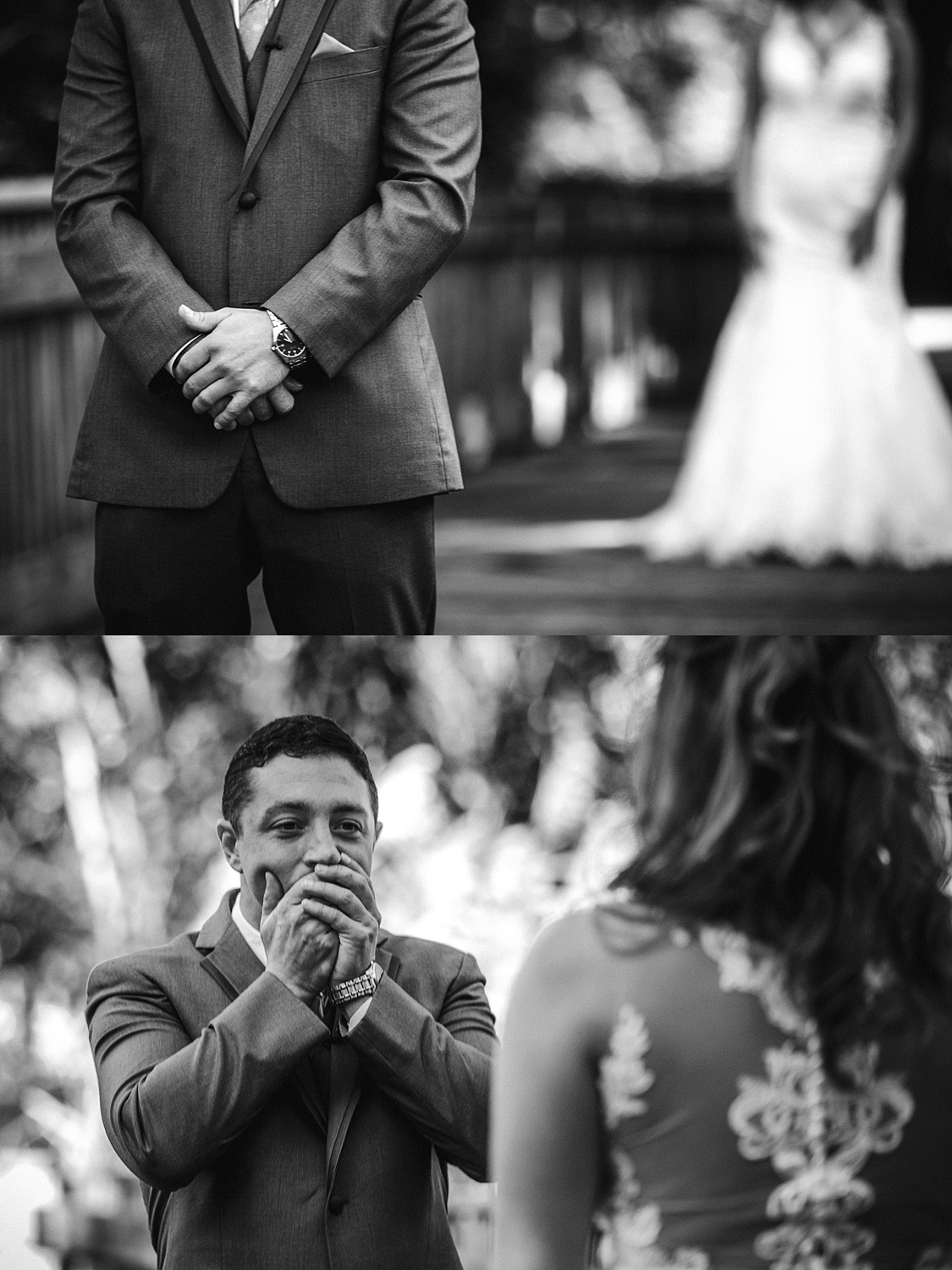 emotional-bride-and-groom-first-look-virginia-beach-wedding-photographer-melissa-bliss-photography-MOCA.jpg