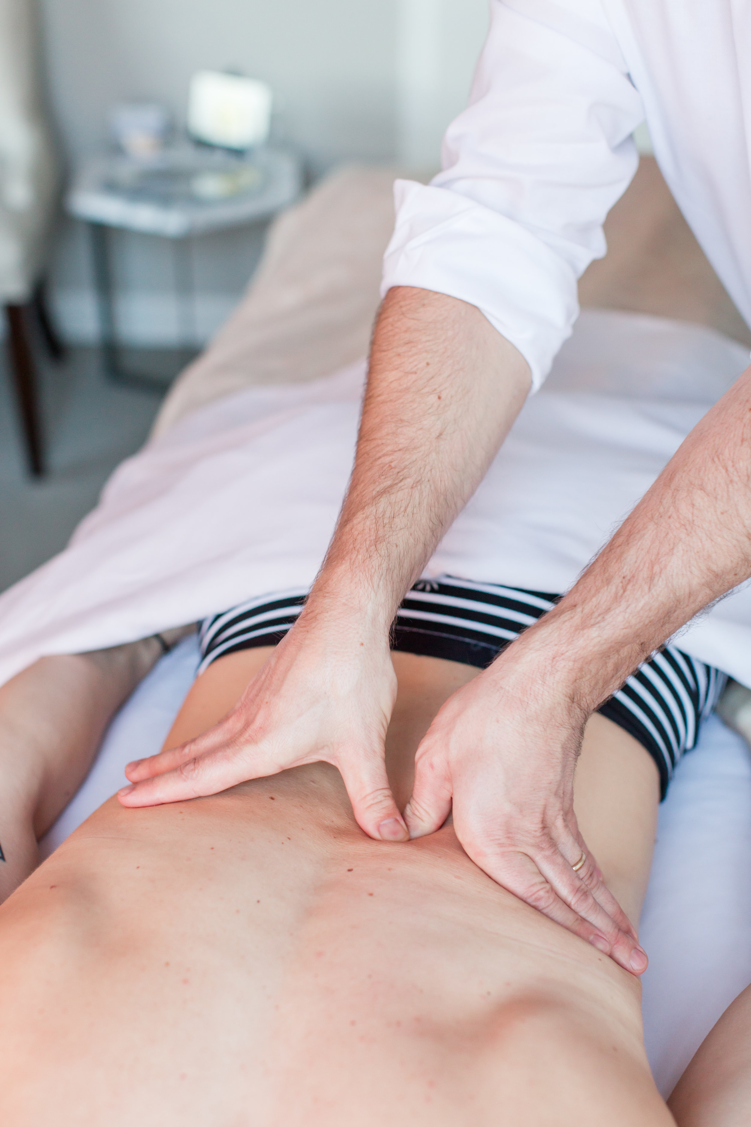 Authentic BodyTherapy touch