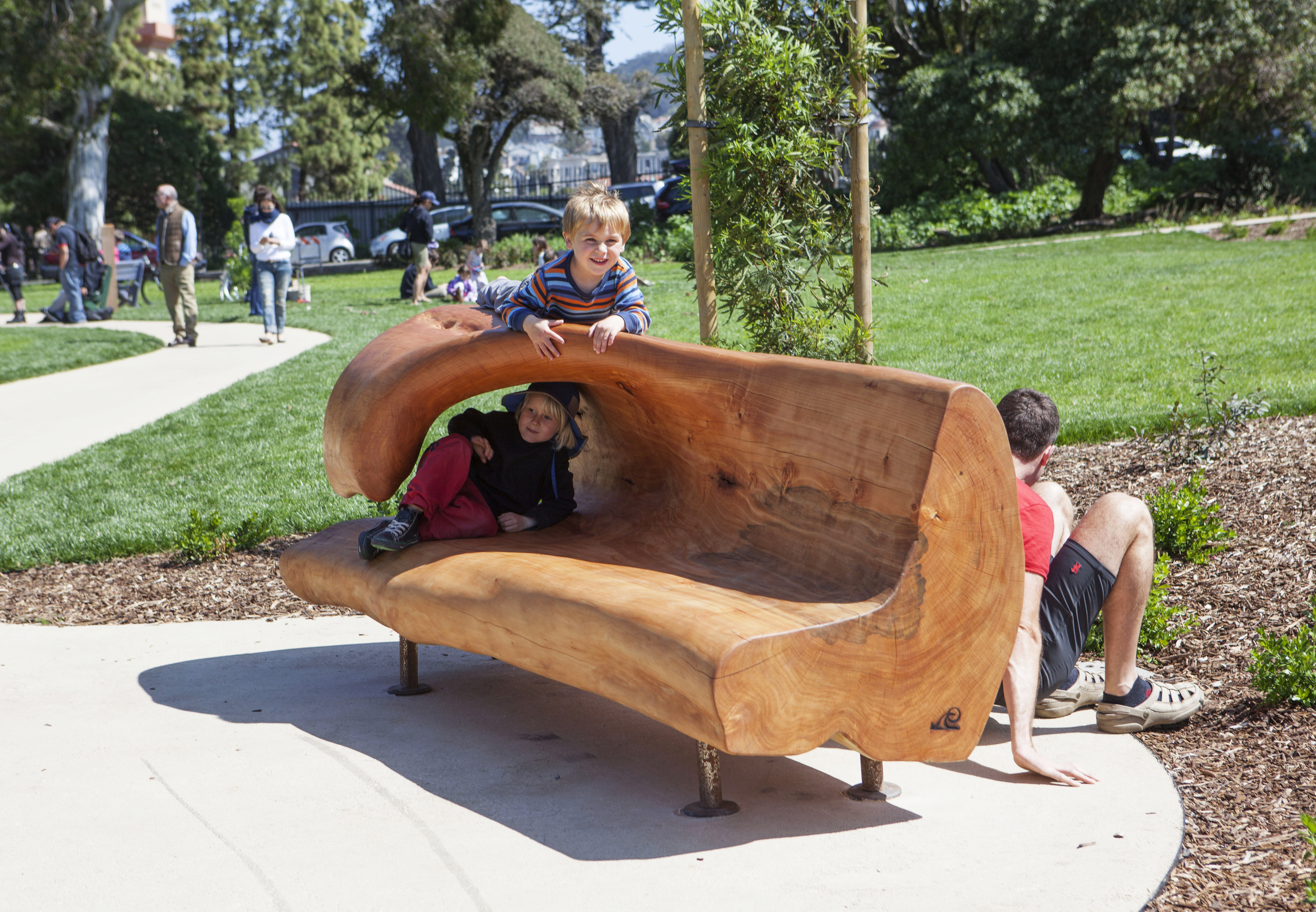 Kezar Triangle at Golden Gate Park