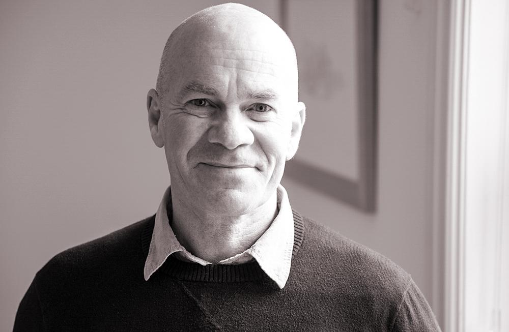 Acupuncturist Steve Guthrie
