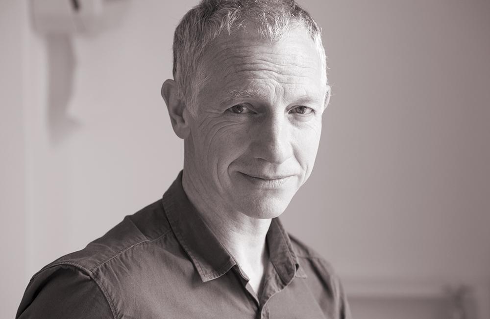 Osteopath Simon Murray
