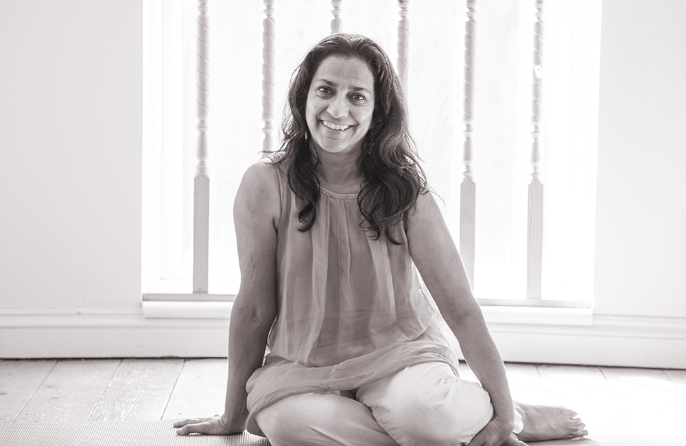 Yoga therapist Neela Masani