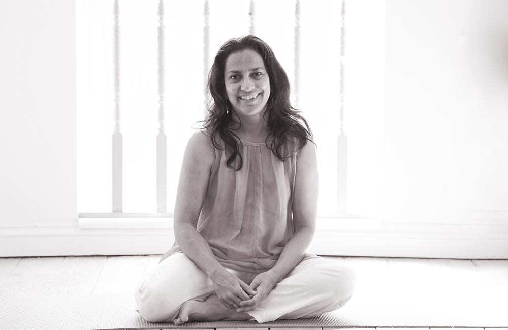 Neela Masani, Mindful Yoga Teacher