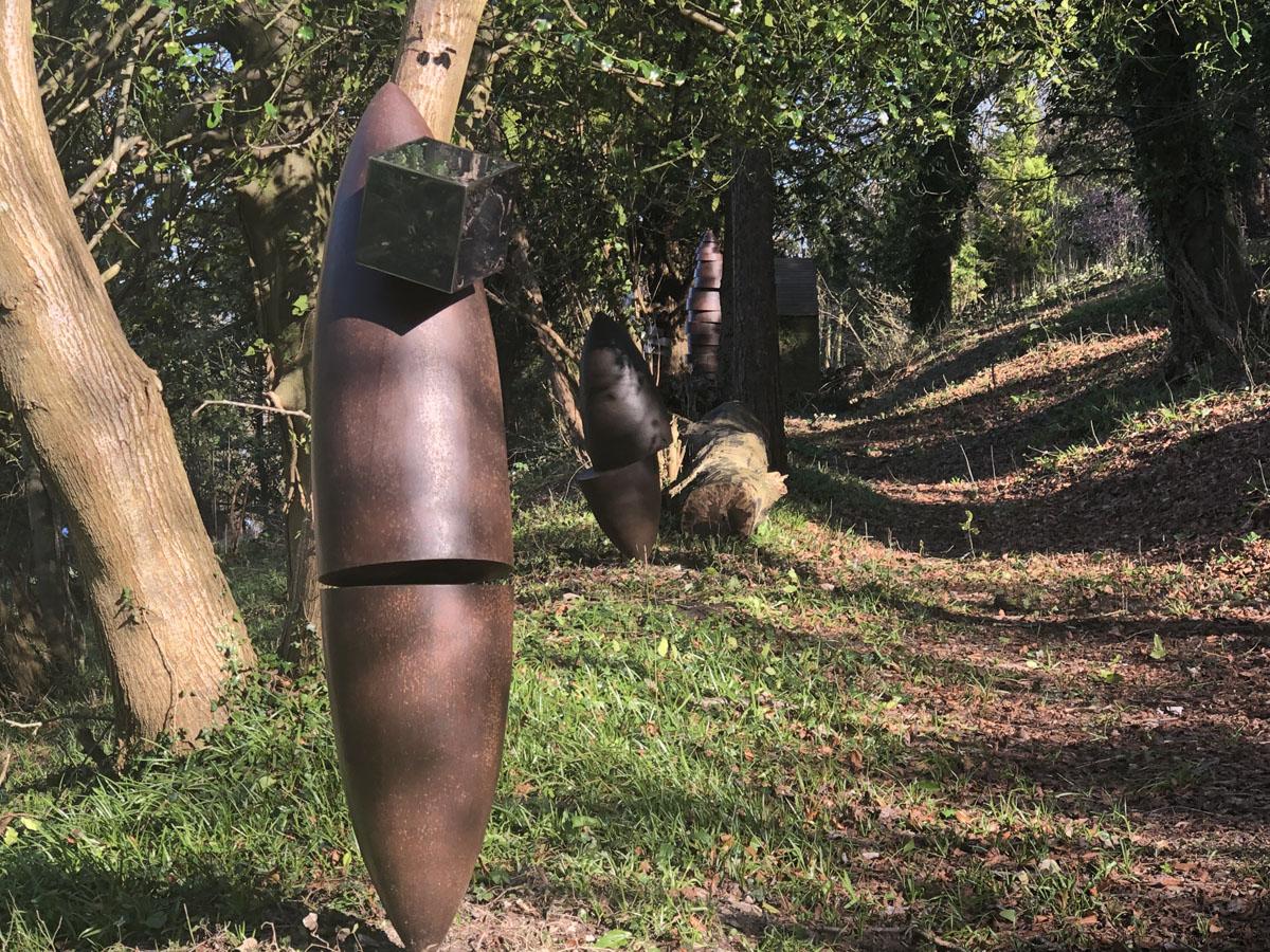 Sculpture by Felix Valdelievre