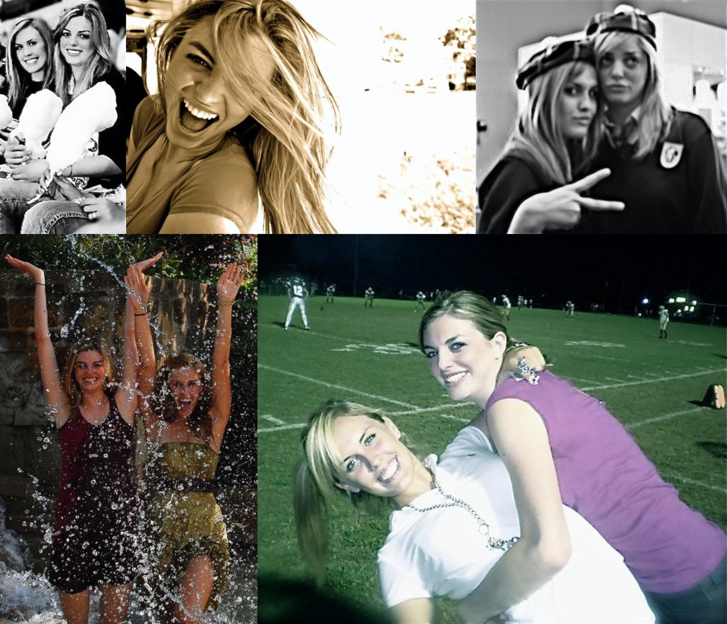 Heather & I Circa 2004-2008