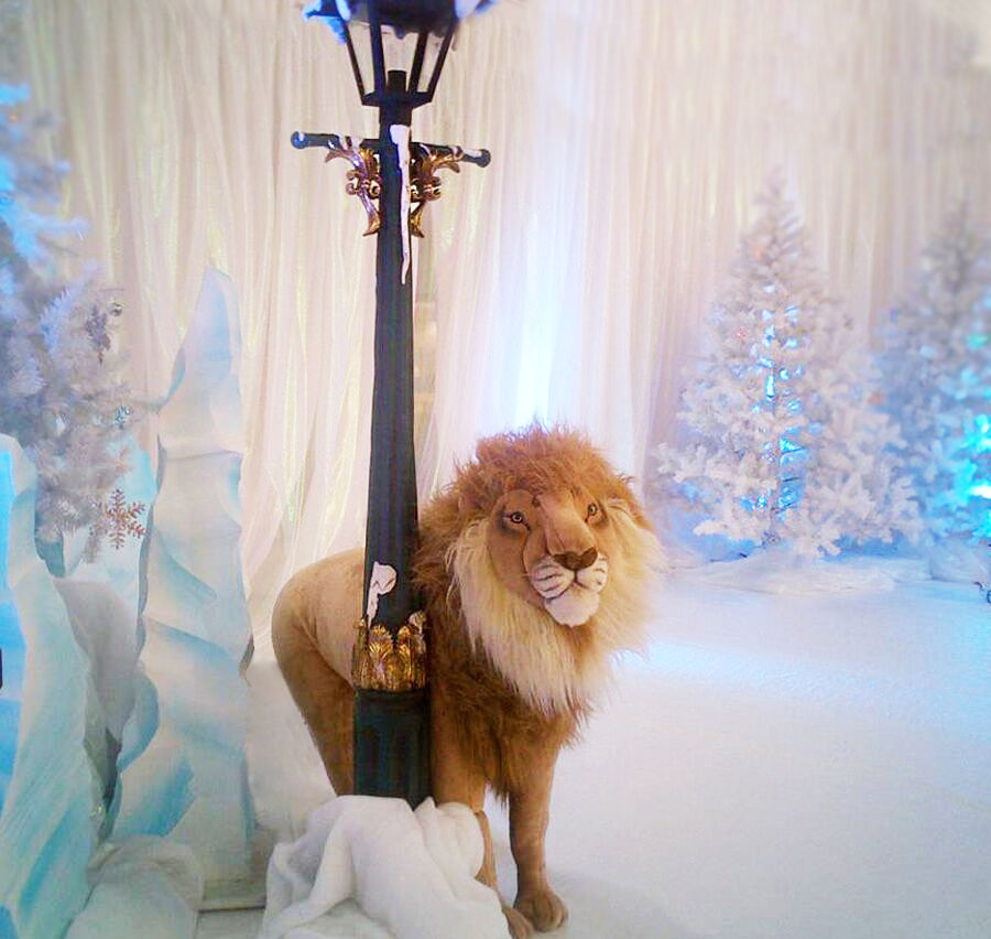 Partridge Events Christmas Events- Narnia