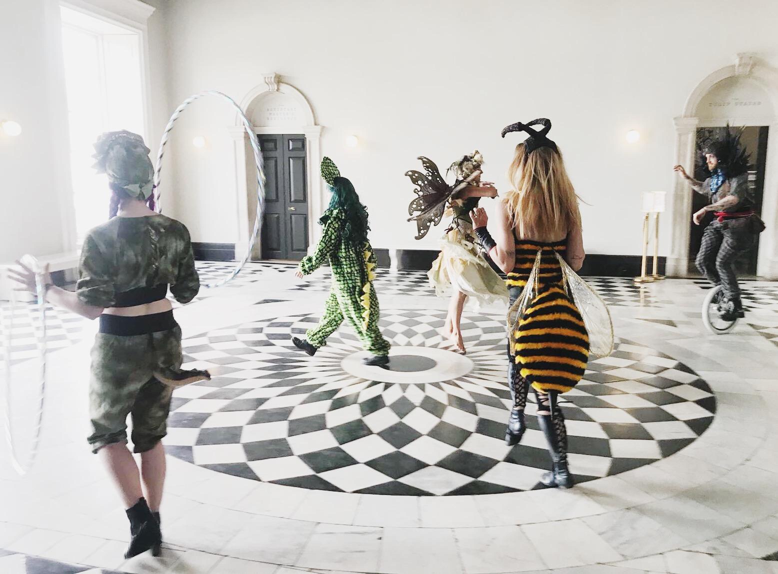 Partridge Events- Badoo