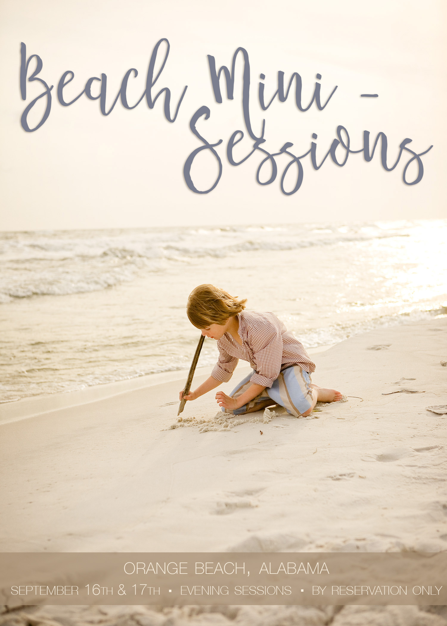 digital mini sessions - $450 (for up to 5 people)  -  all images included in downloadable gallery