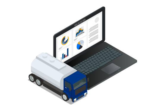 Fewer Breakdowns - Use in-vehicle sensors to analyze performance, diagnose issues proactively and schedule repairs before major problems develop.