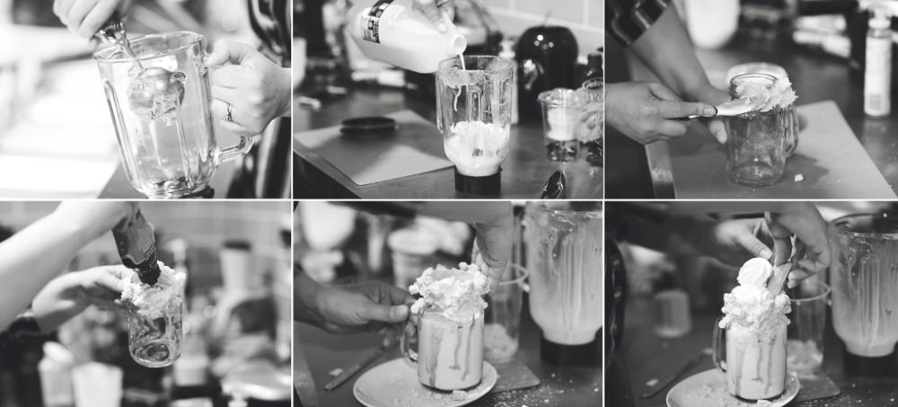 Messy Milkshake - Strawberry Shortcake