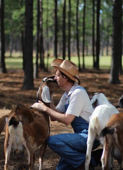 NaVera Farms Bill Goats
